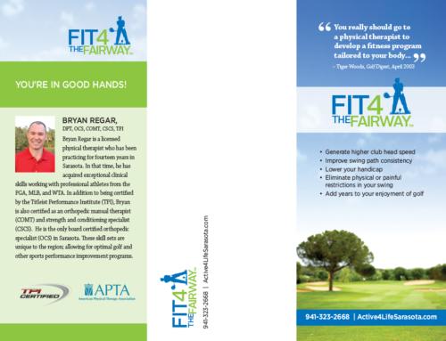Fit 4 The Fairway Brochure