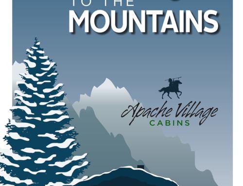 Apache Village Cabins Poster