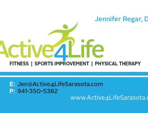 Active4Life Business Card