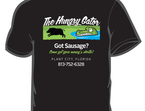 Hungry Gator Shirt