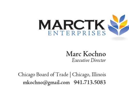 Martck Business Card