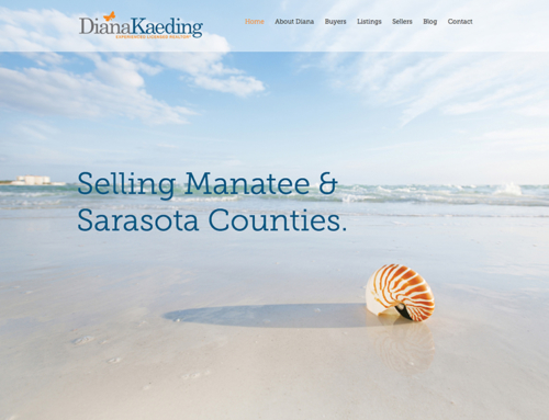 Diana Kaeding Realtor Website